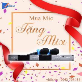 MUA MICRO TẶNG MIXER