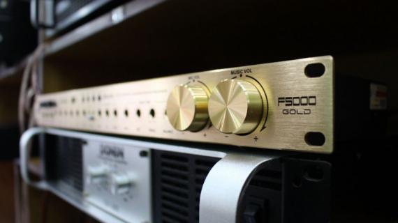 CAVS F-5000 GOLD