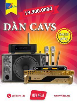 Dàn Karaoke CAVS