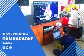 Tư Vấn - Nâng Cấp Dàn Karaoke Tại Gia