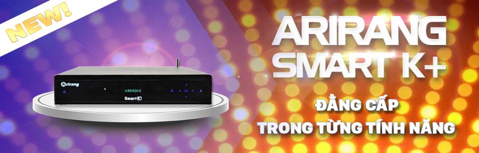 Arirang Smart K+ (3TB) - Đẳng cấp trong từng tính năng