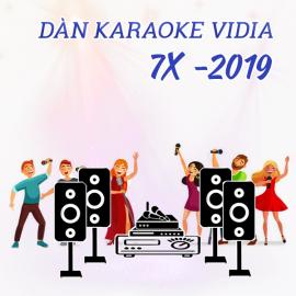 Dàn Karaoke Vidia - 7X - 2019