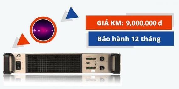 BF AUDIO RMA 4300