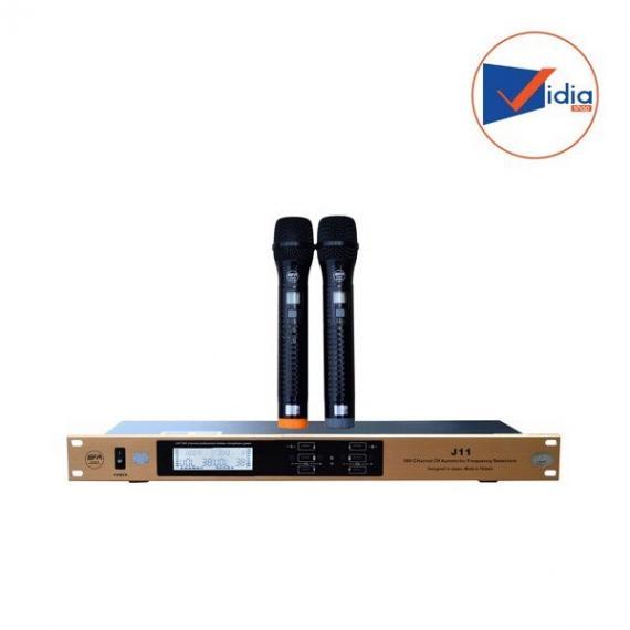 Micro Karaoke Không Dây BFaudio Pro J11 (2019)