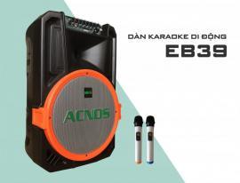 Dàn karaoke di động KBeatbox EB39