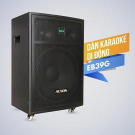 Dàn Karaoke di động KBeatbox EB39G