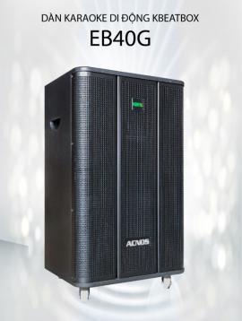 Dàn Karaoke di động KBeatbox EB40G