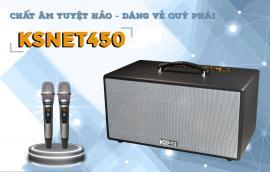 Dàn karaoke di động KBeatbox KSNET450