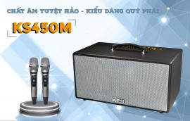 Dàn karaoke di động KBeatbox KS450M