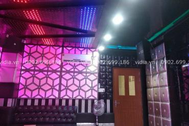 Thêm một dân chơi thứ thiệt đầu tư bộ dàn gia đình chất như quán karaoke VIP
